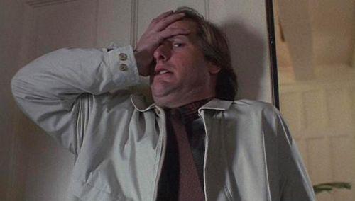 Arachnophobia and other fears amanda elsewhere for Jeff daniels bathroom scene
