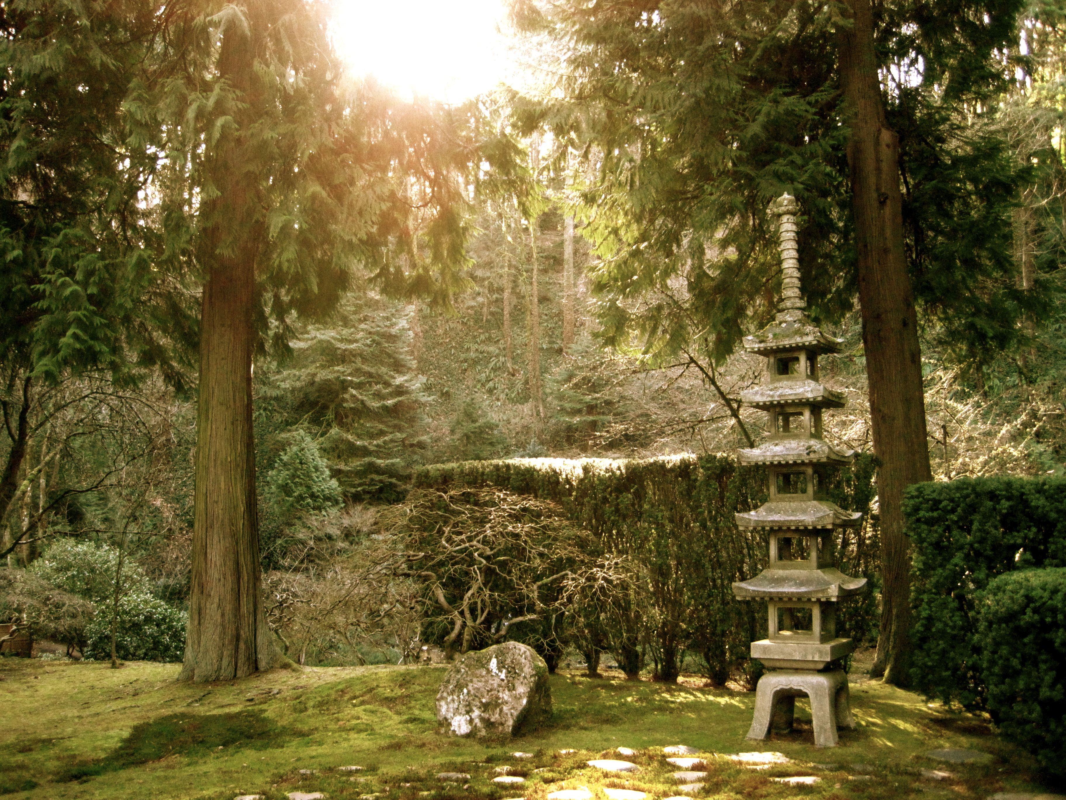 The Portland Japanese Garden | amanda elsewhere