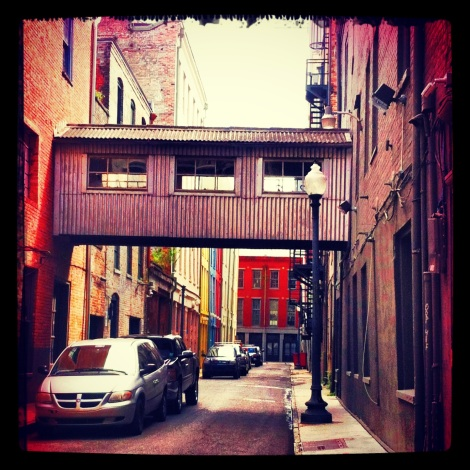 Warehouse District New Orleans