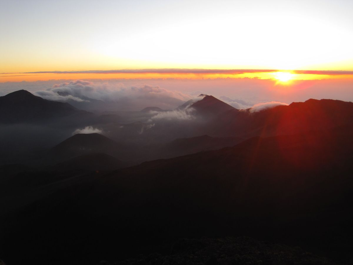 Haleakalā: Come for the sunrise, stay for the extraterrestrial