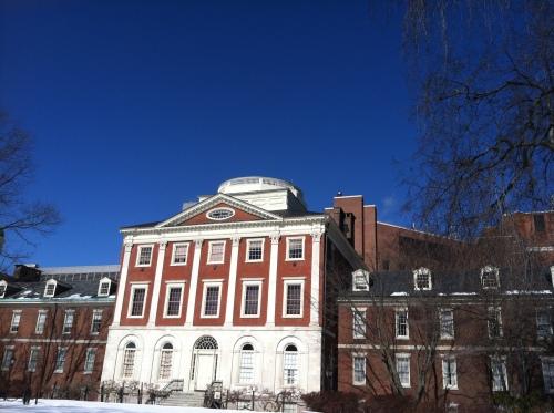 Pennsylvania Hospital -- America's First Hospital. Not too shabby, as far as hospitals go.