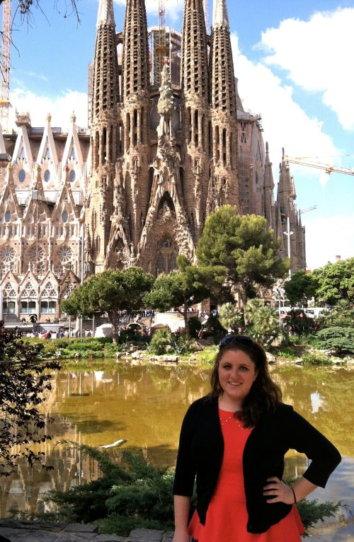 Mini victory: in April 2014, I made it on my first post-clot international trip, to Barcelona. I still have to be very careful and take medicine before and after every long flight.
