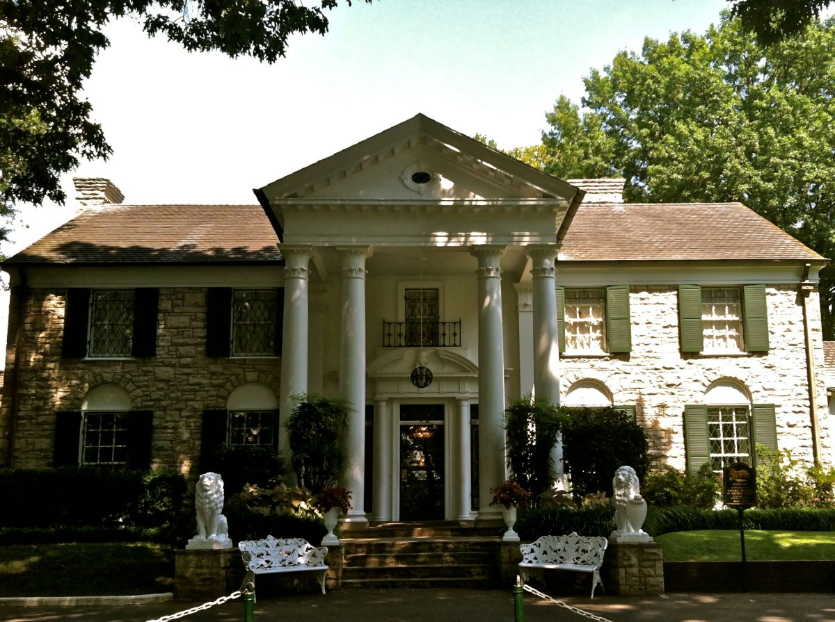 I went to Graceland