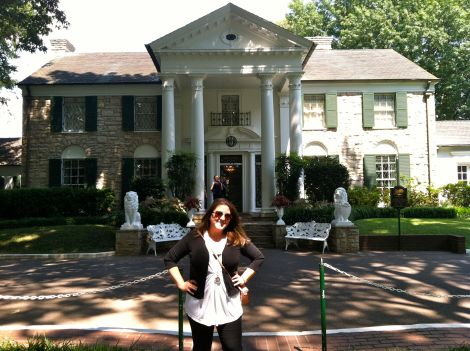I made it to Graceland!